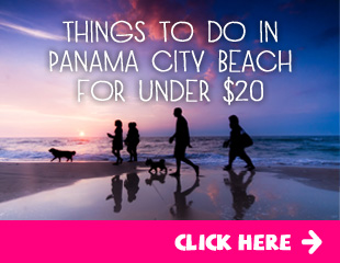 panama city beach things to do under $20