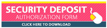 security deposit authorization form