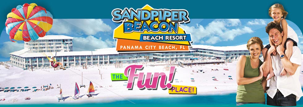 Sandpiper Beacon Beach Resort Panama City Beach Hotel