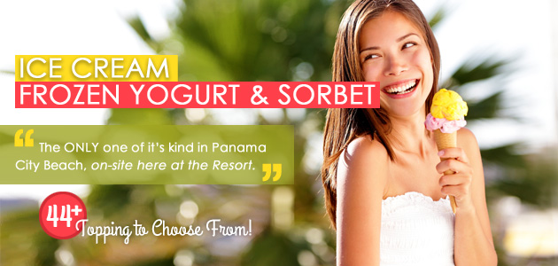 Frozen Yogurt Panama City Beach Fl