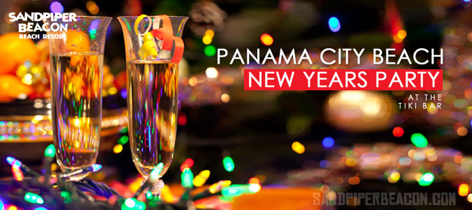 New Year's Eve in Panama City Beach