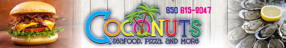 Coconuts Restaurant - Panama City Beach