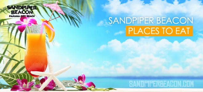 Places To Eat at the Sandpiper Beacon