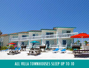 Panama City Beach Villa Rentals