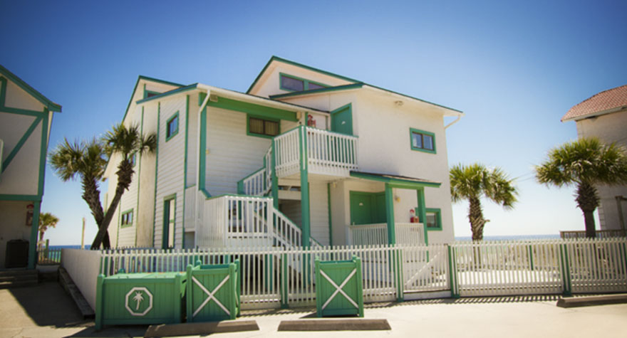 Panama City Beach Beach Houses 1