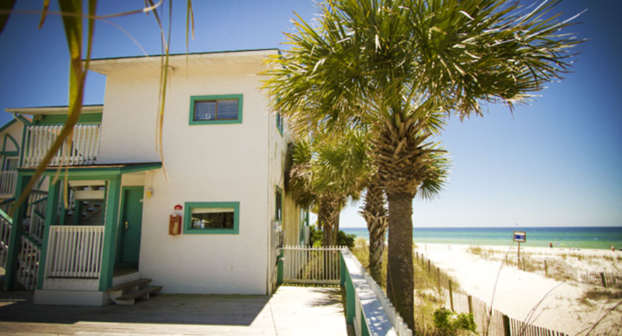 Panama City Beach Beach Houses 2