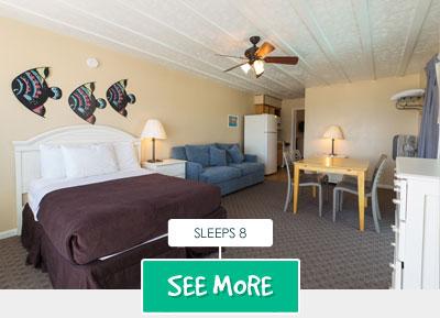 2 Room Suite Sleeping 6