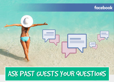 Ask Past Guests your Questions on Facebook