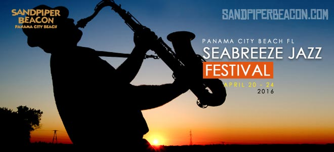 Panama City Beach FL Seabreeze Jazz Festival