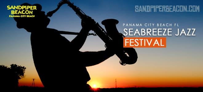 Panama City Beach FL Seabreeze Jazz Festival