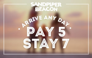 Pay 5 Stay 7 Coupon
