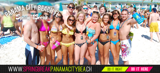 Panama City Beach Spring Break 2013 3