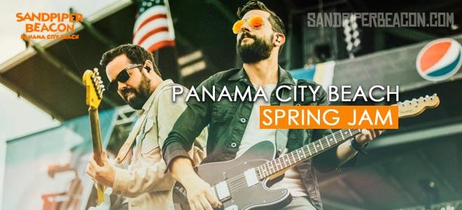 Panama City Beach Spring Jam Music Festival