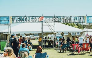 Spring Jam Seating Plan