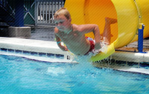 sandpiper turbo waterslide