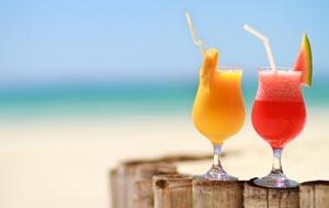 Panama City Beach Tiki Bar