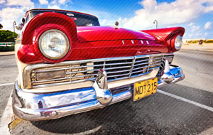 emerald coast cruizin car show