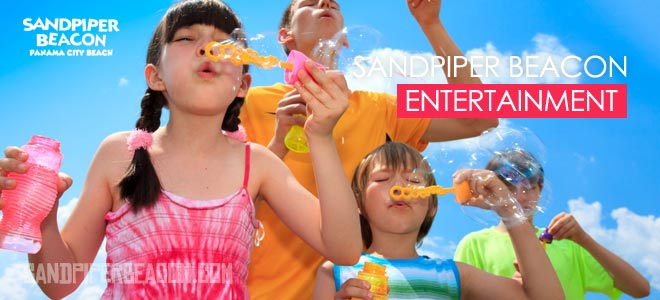 Things To Do in Panama City Beach FL at the Sandpiper Beacon Beach Resort