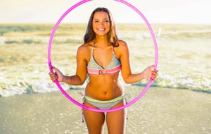 Hula Hoop Contests