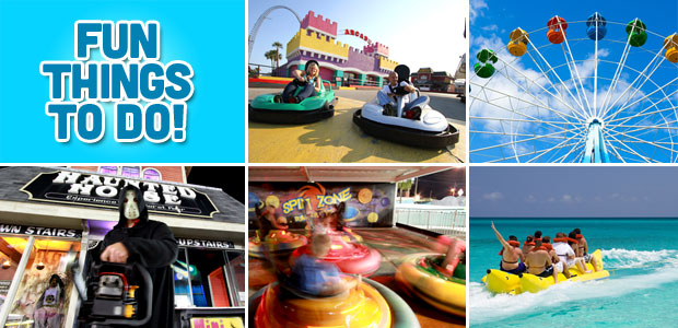 Panama City Beach Attractions Amp Things To Do