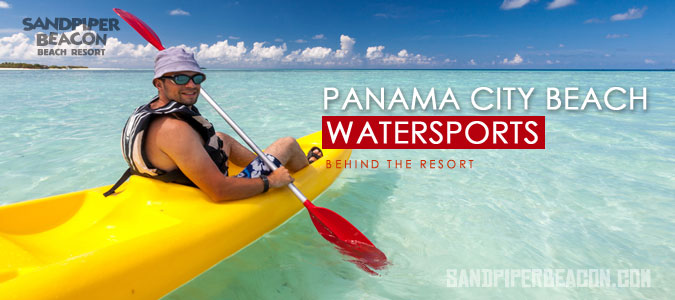 Panama City Beach Watersports At The Sandpiper Beacon