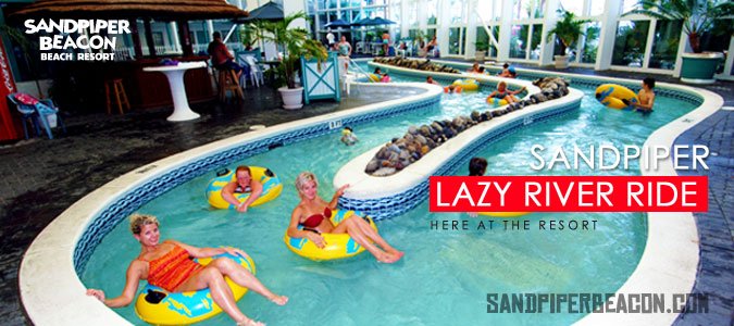 Panama City Beach Lazy River Ride