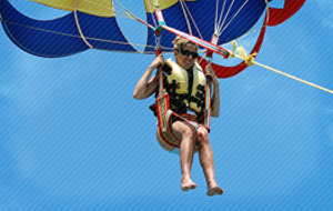 Panama City Beach Parasailing