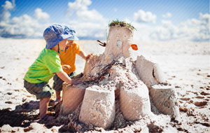 Sandcastle Building Contests