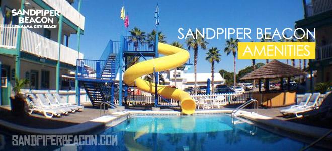 Sandpiper Beacon Beach Resort Amenities